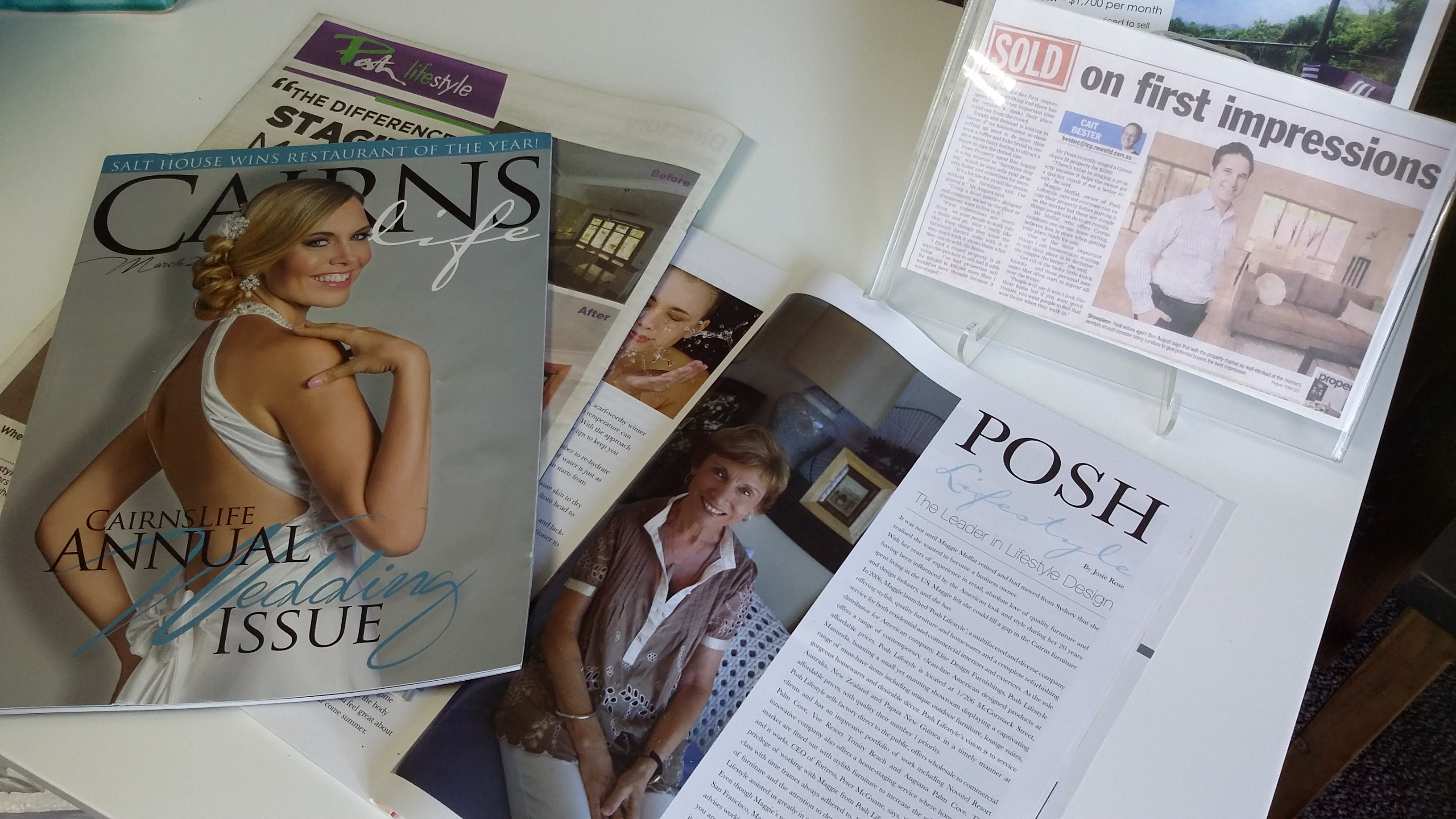 Cairns Posh Lifestyle Media Publication